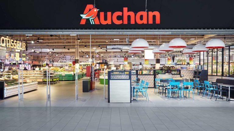 Auchan - partenaire Emrys la Carte